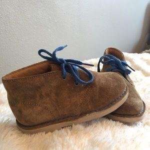 Clark's Toddler Desert Boot size 8w